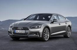 Audi A5 Sportback 2017 front