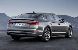 Audi A5 Sportback 2017 rear