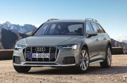 Audi A6 allroad quattro front static