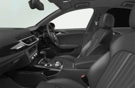 Audi A6 3.0 interior