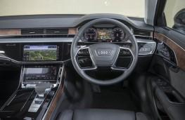Audi A8 L, dashboard