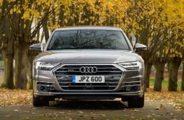 Audi A8 L, full front static