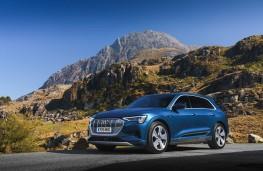 Audi e-tron 55 quattro, front static 2