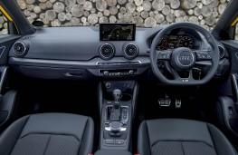 Audi Q2, dashboard