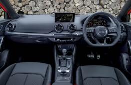 Audi Q2 S tronic, interior