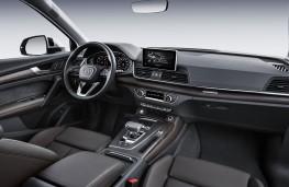 Audi Q5 2017 Cockpit