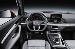 Audi Q5 2017 fascia