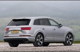 Audi Q7, rear static