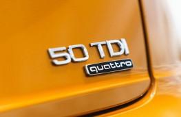 Audi Q8, badge