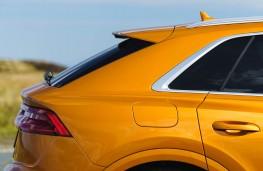 Audi Q8, body detail