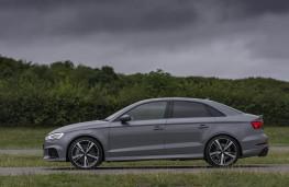 Audi RS 3 Saloon, side static