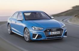 Audi S4 TDI saloon 2020
