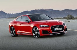 Audi RS 5 Coupe front threequarter