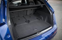 Audi SQ7, boot