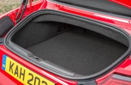 Audi TT Roadster, boot