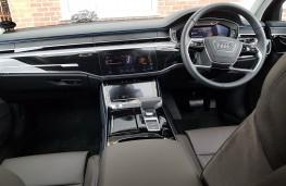 Audi A8 55 TFSI quattro tiptronic, interior