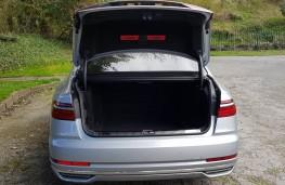 Audi A8 55 TFSI quattro tiptronic, boot