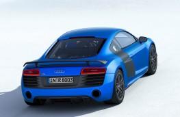 Audi R8 LMX, rear