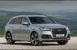 Audi Q7, front