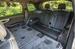 Audi Q7, seats