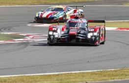 Audi R18 endurance racing car, 2016