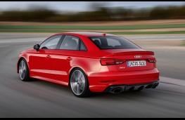 Audi RS 3, rear