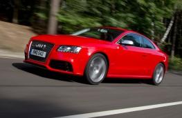 Audi RS5 side