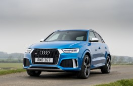 Audi RS Q3 Performance, front