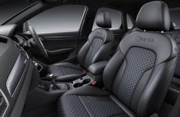 Audi RS Q3 Performance, interior