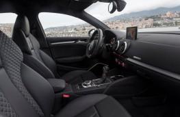 Audi S3 Saloon, interior
