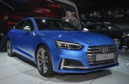 Audi S5, 2016, Los Angeles auto show