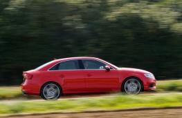 Audi A3 Saloon, side