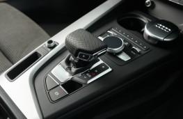 Audi A5 Sportback, interior detail