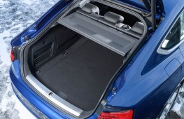 Audi A5 Sportback, boot