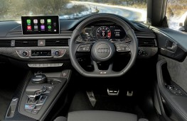 Audi A5 Sportback, controls