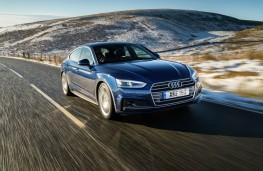 Audi A5 Sportback, dynamic