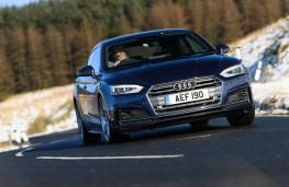Audi A5 Sportback, dynamic 2