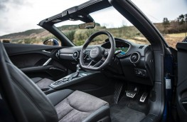 Audi TT Roadster, interior