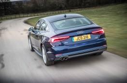Audi A5 Sportback, rear