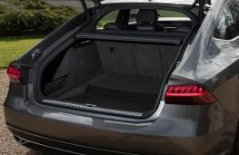 Audi A7 Sportback, boot