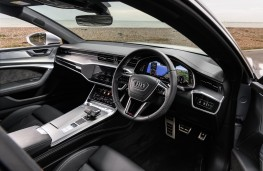 Audi A7 Sportback, interior