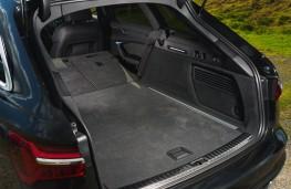 Audi A6 Avant, boot
