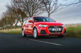 Audi A1 Sport, dynamic
