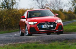 Audi A1 Sport, dynamic, cornering