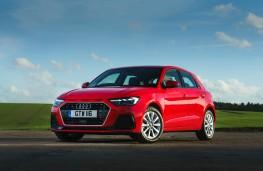 Audi A1 Sport, front