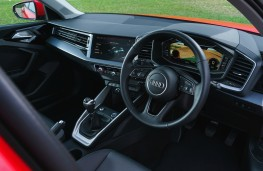 Audi A1 Sport, interior
