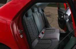 Audi A1 Sport, interior, rear