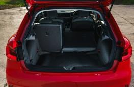 Audi A1 Sport, boot