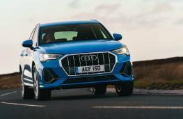 Audi Q3, dynamic