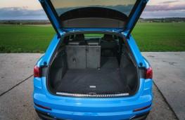 Audi Q3, boot